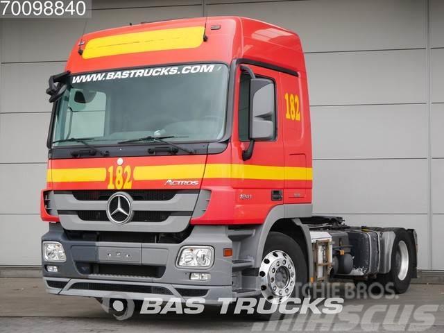 Mercedes-Benz Actros 1841 LS 4X2 F04 Hydraulik Big-Axle Euro 4