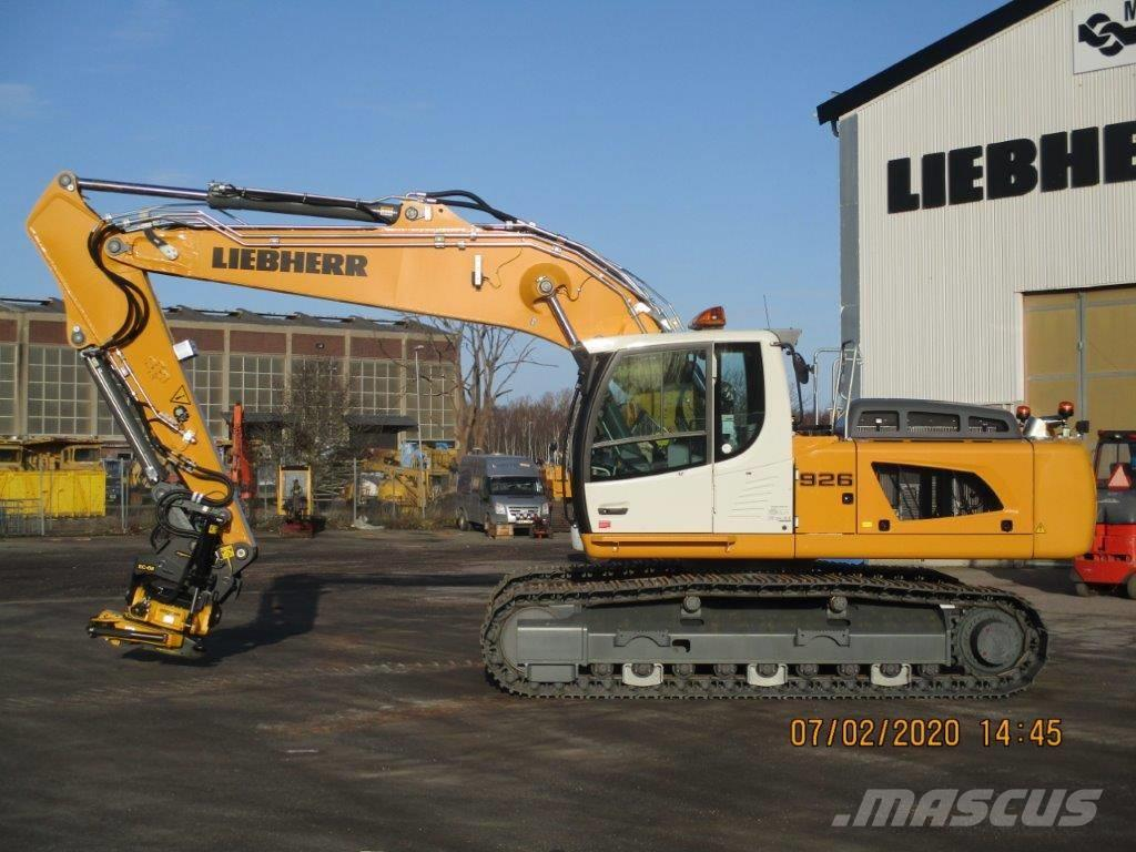 Liebherr R 926 WLC