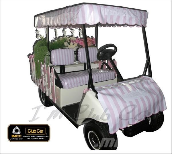 Club Car Villager 4 Electric 4 Seats