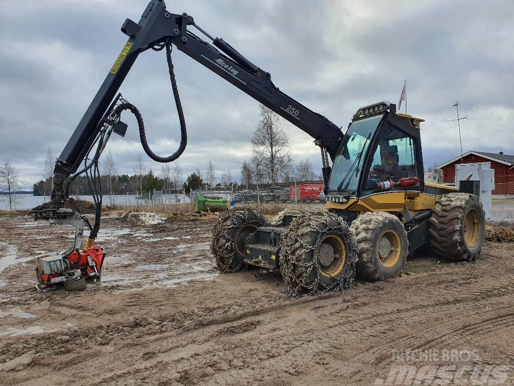 Eco Log 560 D -14 / Logmax 3000 -18