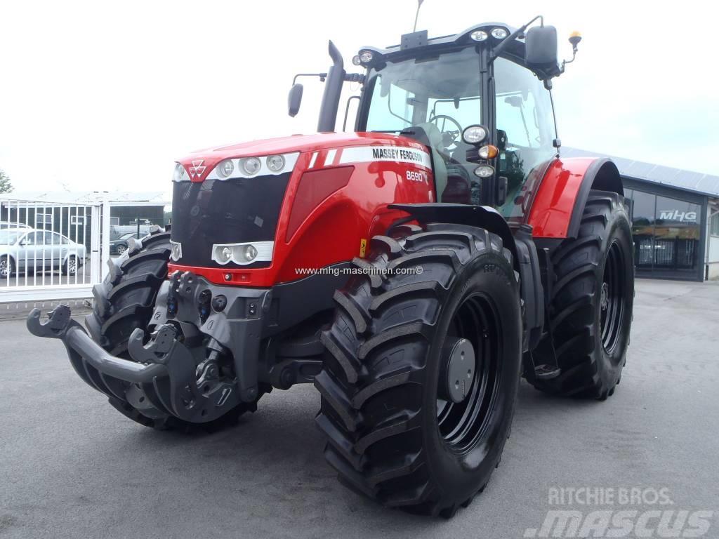 Massey Ferguson 8660 Dyna VT