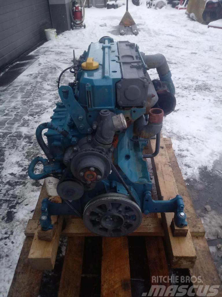 Deutz BF4M 1013E Silnik Engine Motor