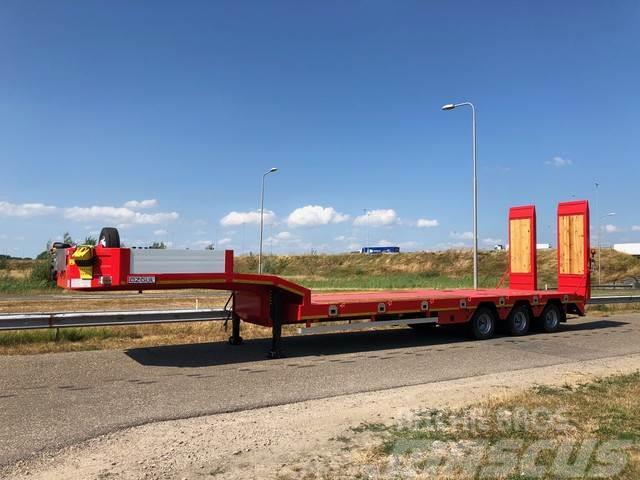 Ozgul LW3 Axles Lowbed Semi Trailer 2.5m 52T Dutch regis