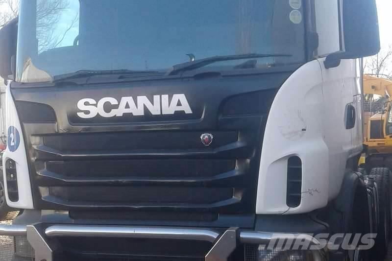 Scania R420 CA 6x4 ESZ