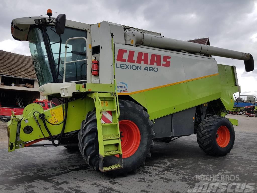 CLAAS Lexion 480 2003