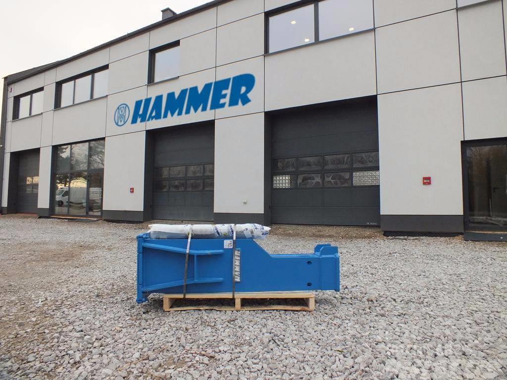 Hammer HM 1000 Hydraulic breaker 1000kg