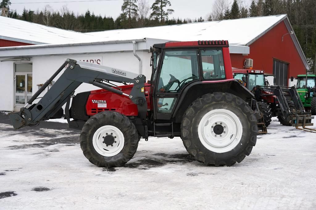 Valtra 6550 / VÄNDBAR STOL