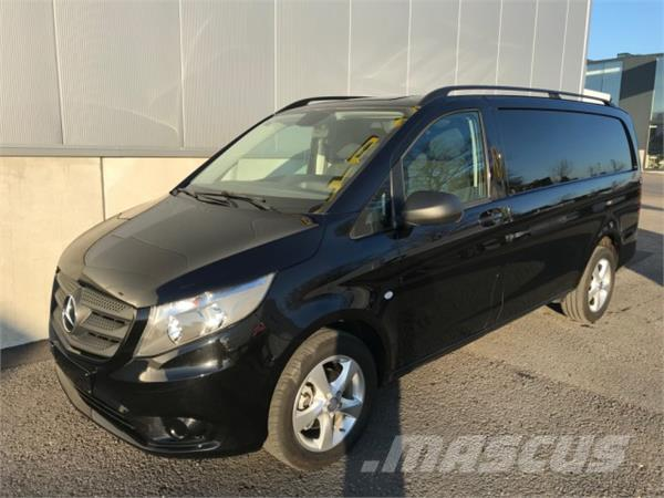 used mercedes benz vito vito 111 cdi box body year 2015 price 20 864 for sale mascus usa. Black Bedroom Furniture Sets. Home Design Ideas