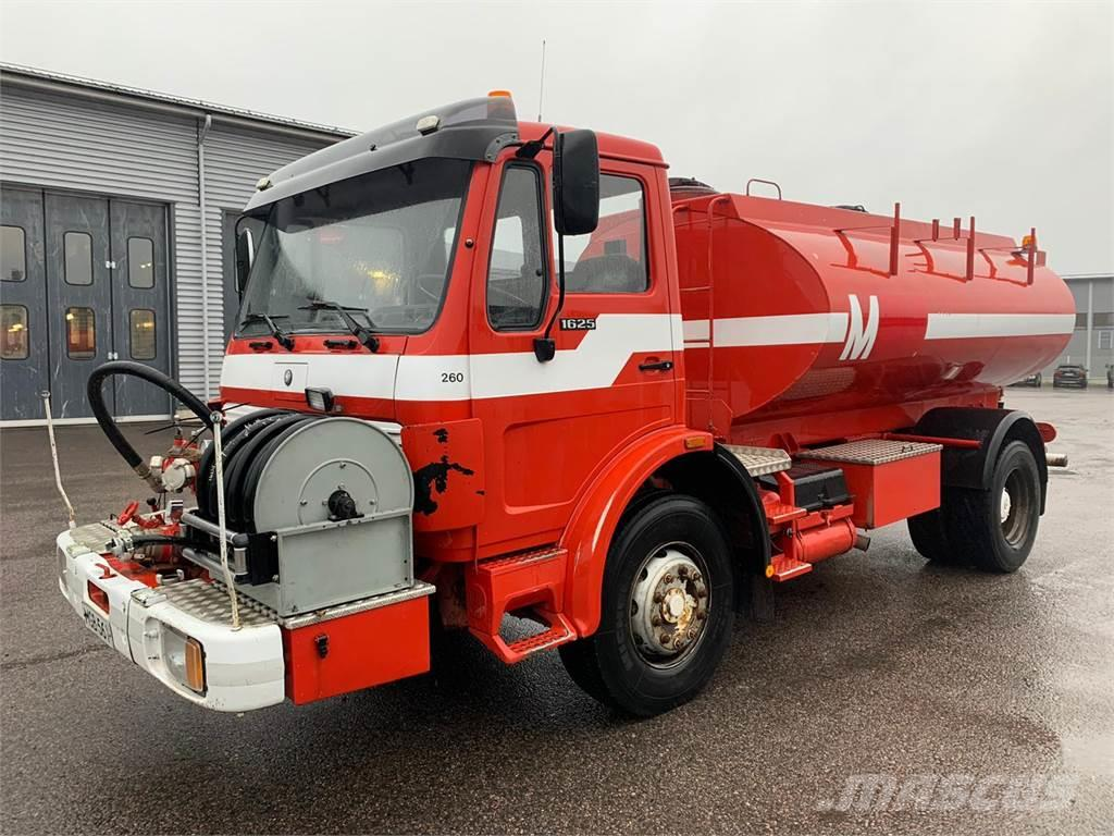 Mercedes-Benz NG 1625 4x2/3900