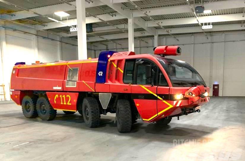 MAN Rosenbauer PANTHER 8x8 airport Flughafen Feuerwehr