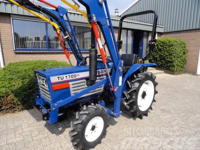 Iseki Tractor Tires : Used iseki tu f tractors year for sale mascus usa