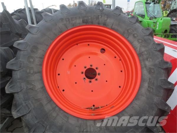 Trelleborg 600/65 R38, 2012, Other agricultural machines