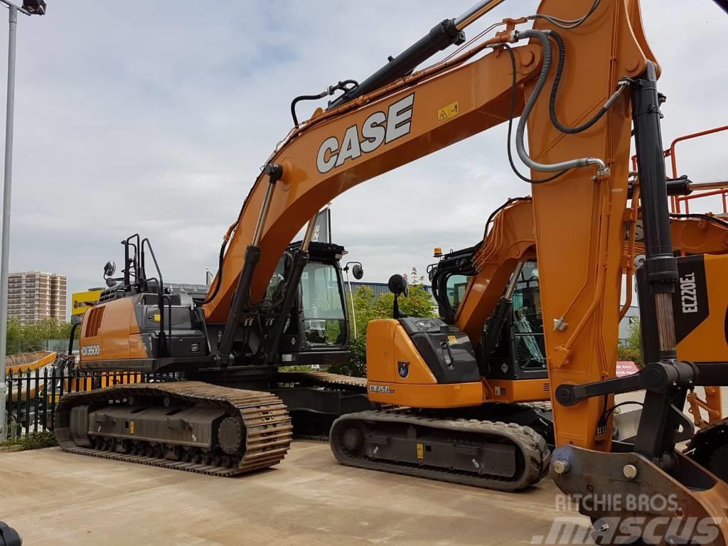 CASE CX 350 D LC