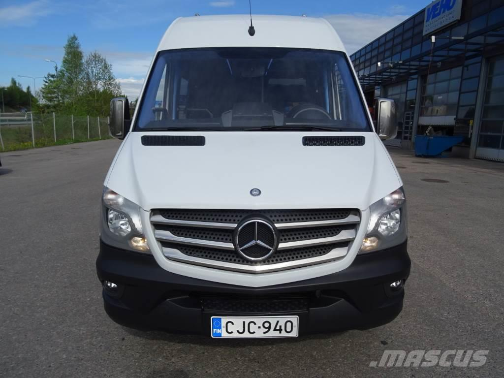 used mercedes benz sprinter 516 cdi 19 1 paikkaa coach year 2014 price 67 348 for sale. Black Bedroom Furniture Sets. Home Design Ideas