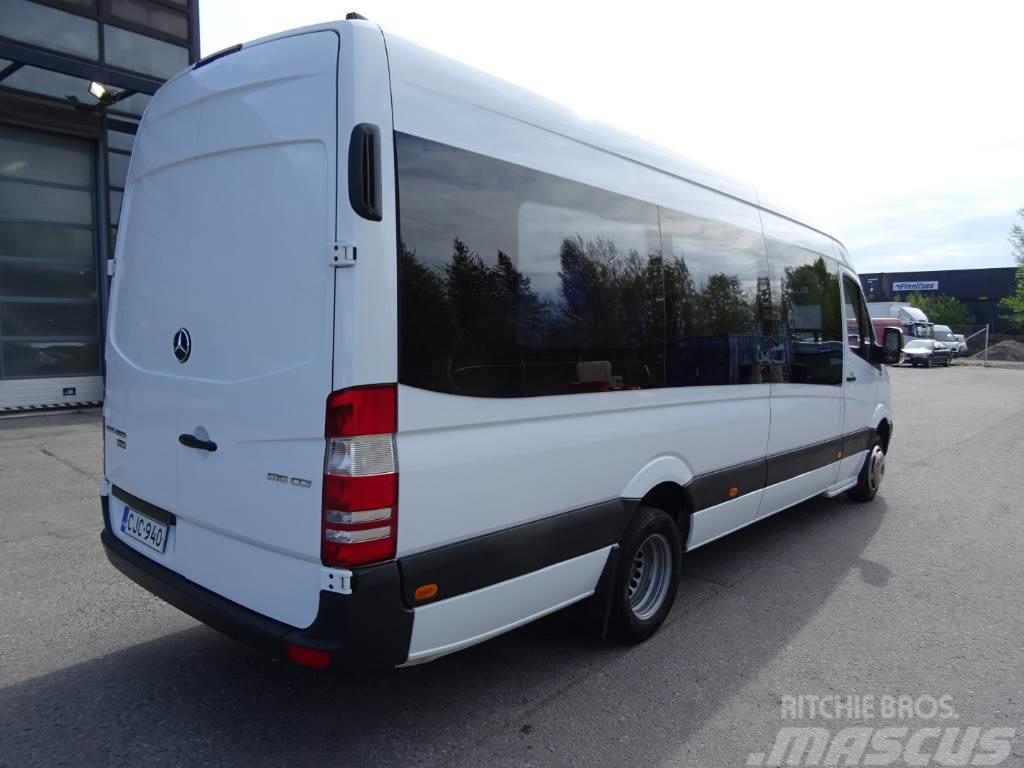 mercedes benz sprinter 516 cdi 19 1 paikkaa reisebusse gebraucht kaufen und verkaufen bei. Black Bedroom Furniture Sets. Home Design Ideas