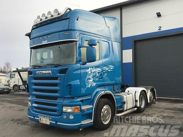 Scania R 480 LA 6x2 MNA
