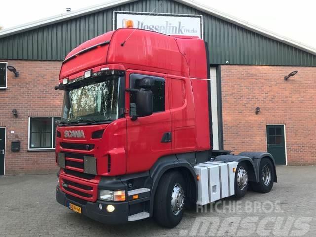 Scania R480 A 6X2/4 Topline Retarder ADR 669.300KM - NL T
