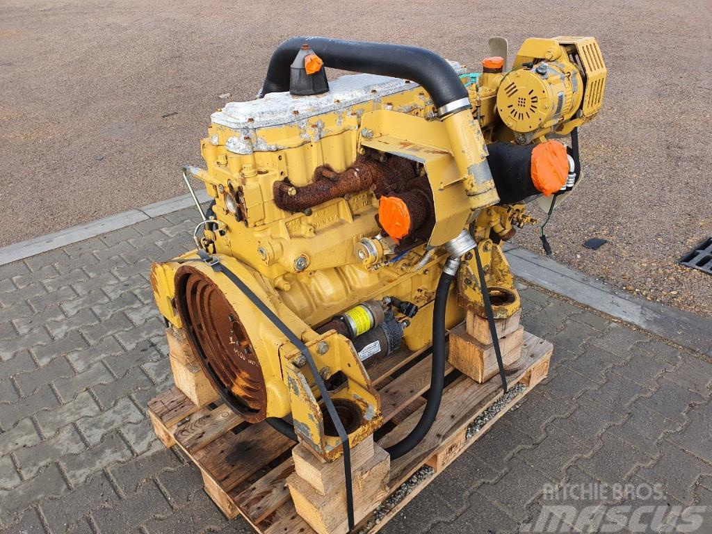 Caterpillar 325 C ENGINE USED