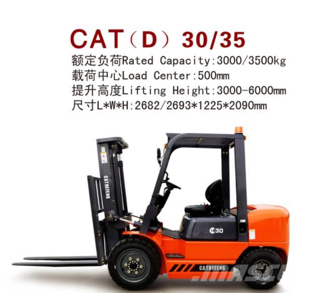 Cathefeng CAT(d)30/35