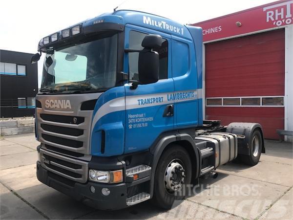 Scania R440 MANUEL MET RETARDER
