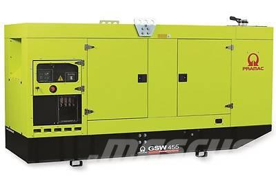 Pramac GSW455V VOLVO 455 KVA | SNSP1136