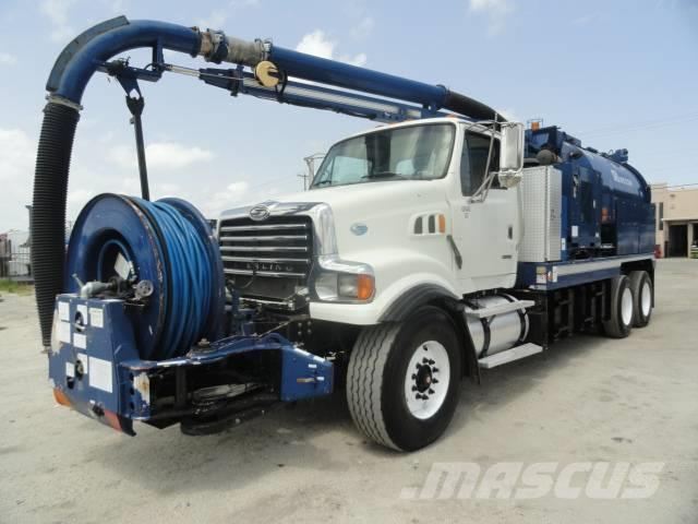 Sterling LT 8500