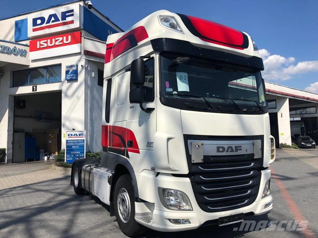DAF FT 460 XF 2016
