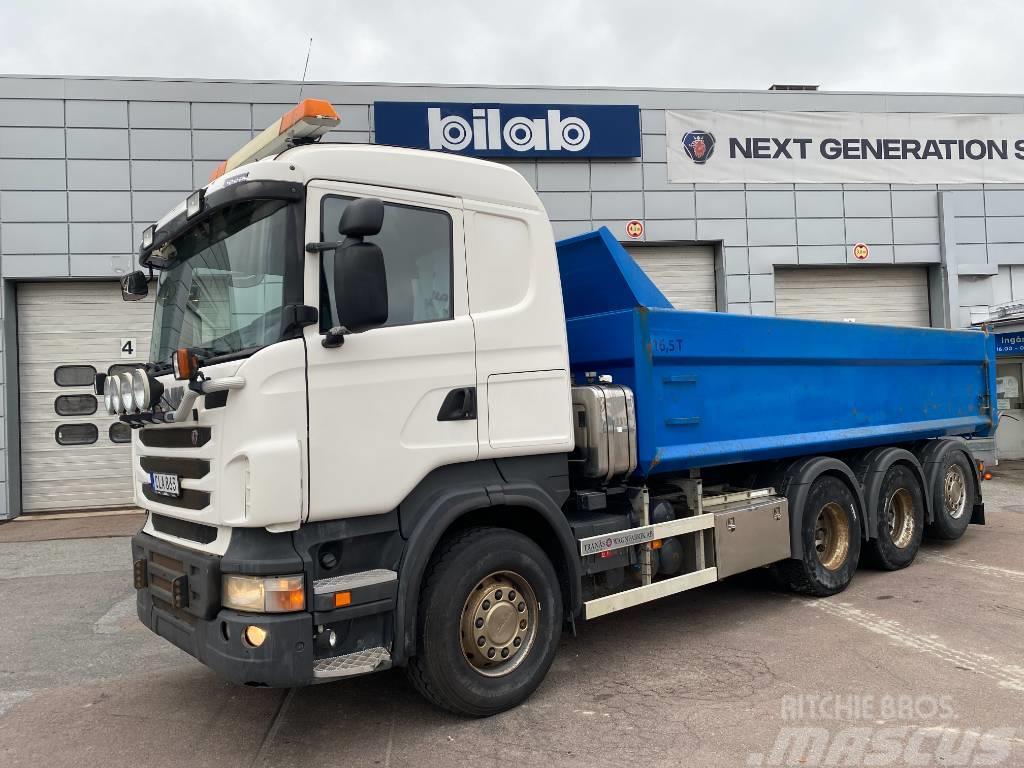 Scania Scania R480lb8x4*4hsa