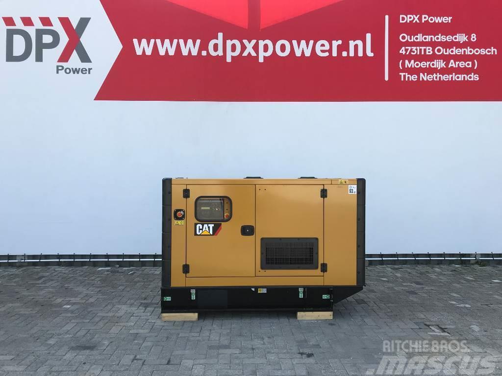 Caterpillar DE65E0 - 65 kVA Generator - DPX-18010