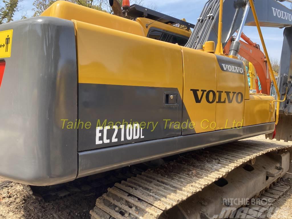 Volvo EC 210DL