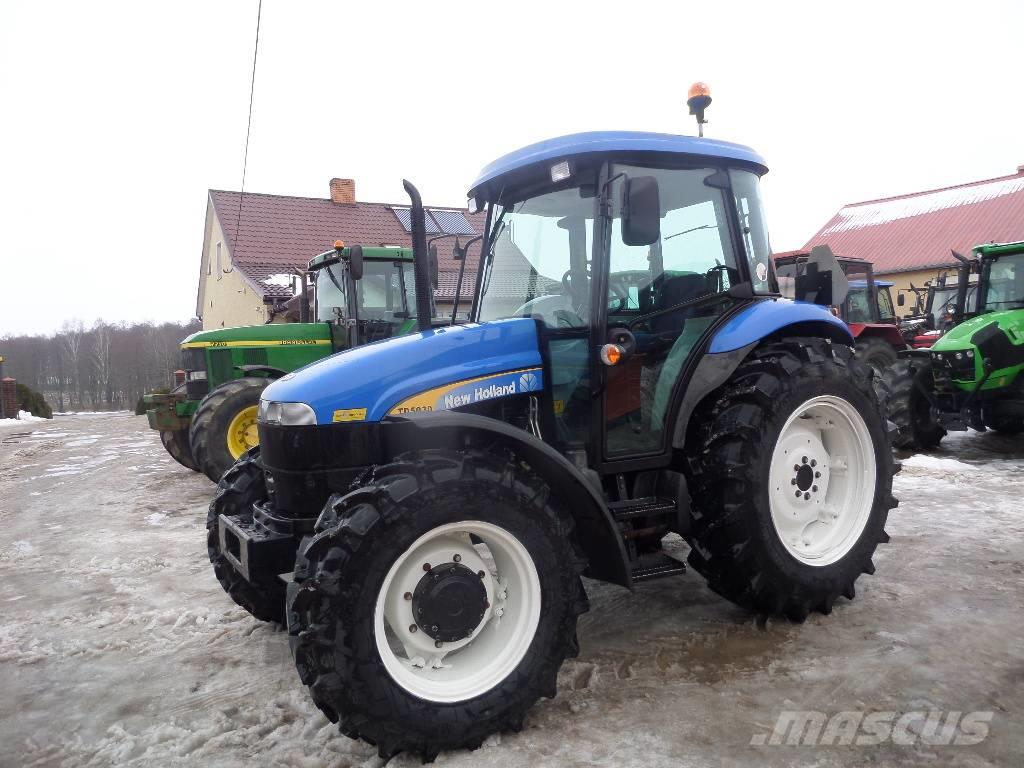 New Holland Tractors Used : New holland td price tractors