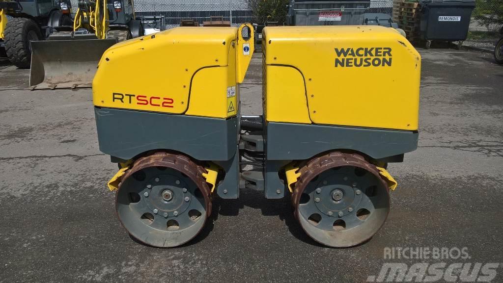 Wacker Neuson RT82SC-2