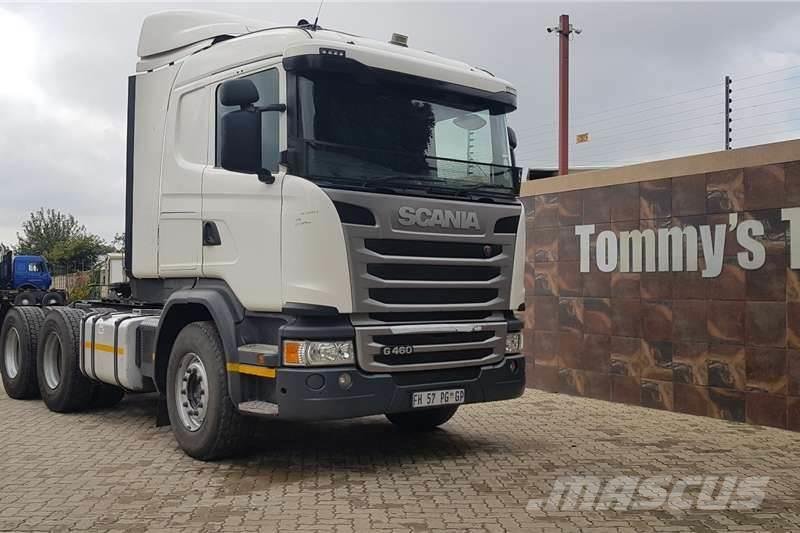 Iveco G460