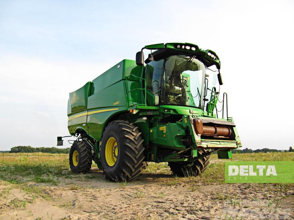 John Deere S 680