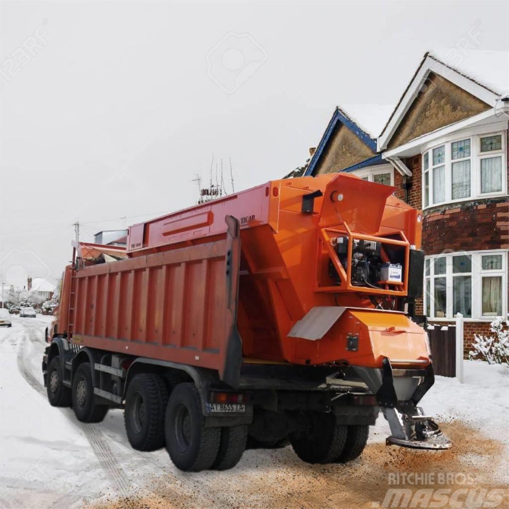 Ticab Рассыпатель соли и песка РПС-6000