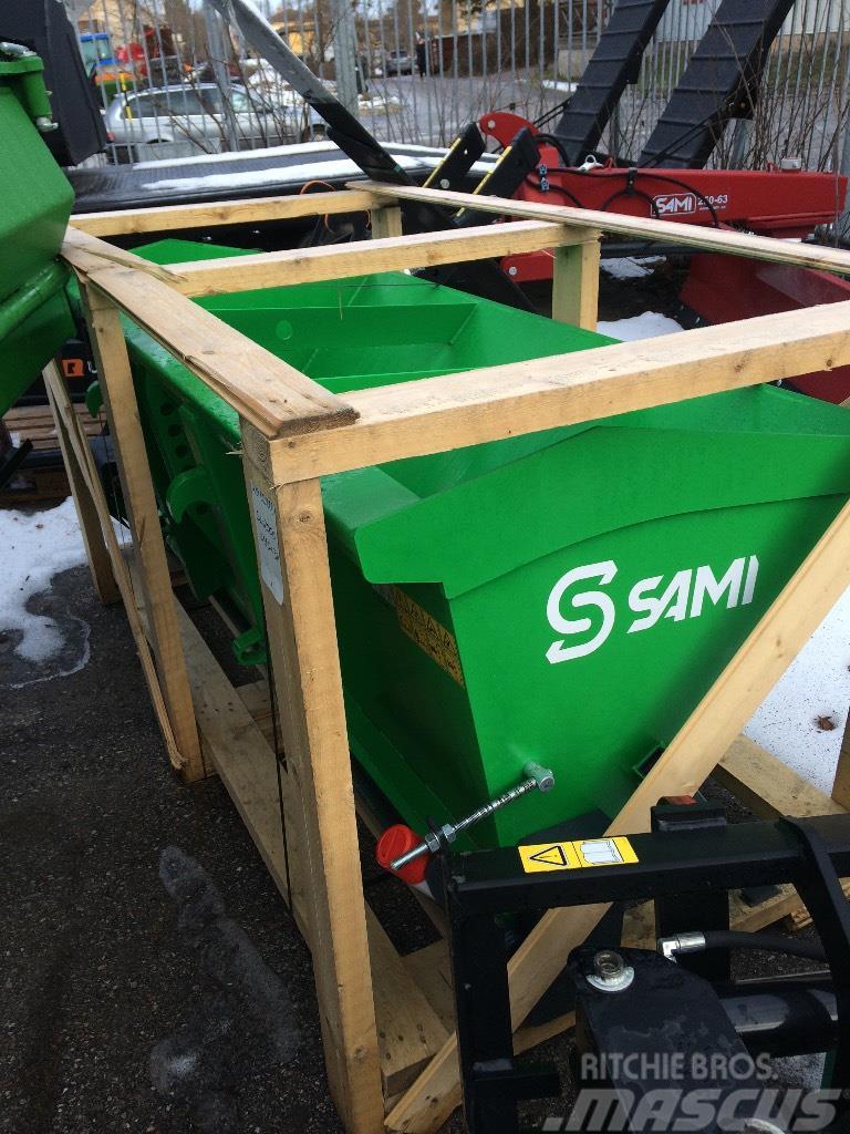Sami SL 2000 Sandspridare