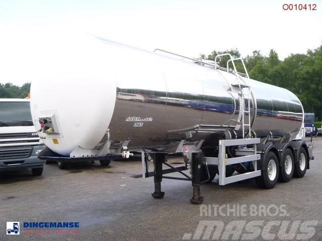 Indox Food tank inox 30 m3 / 1 comp