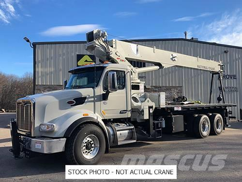 National NBT30H-2 - Crane trucks, Year of manufacture: 2019
