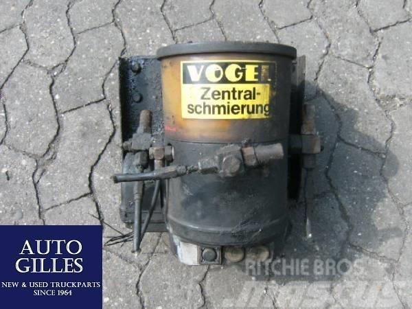 Vogel & Noot Zentralschmierung