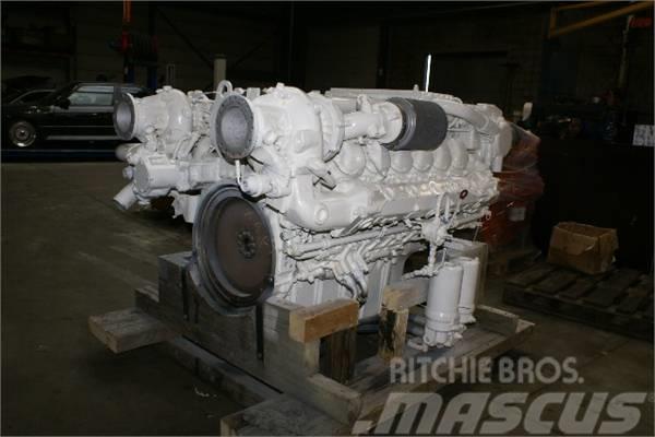 MAN D2842LE406, 2012, Motorer