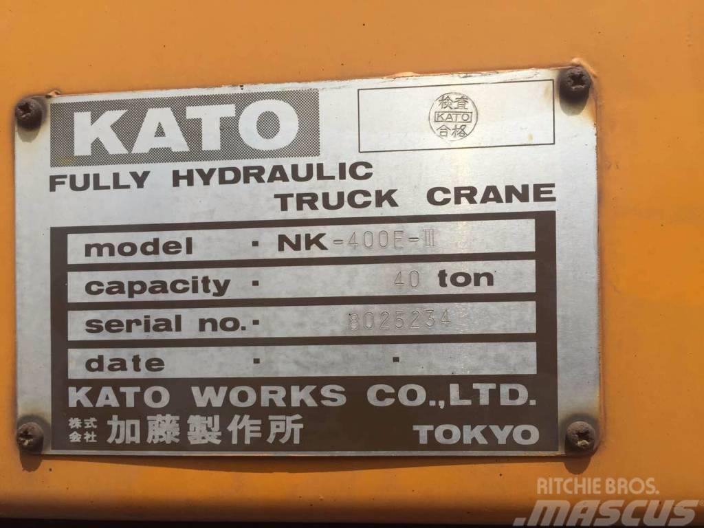 Kato NK 400 E-3