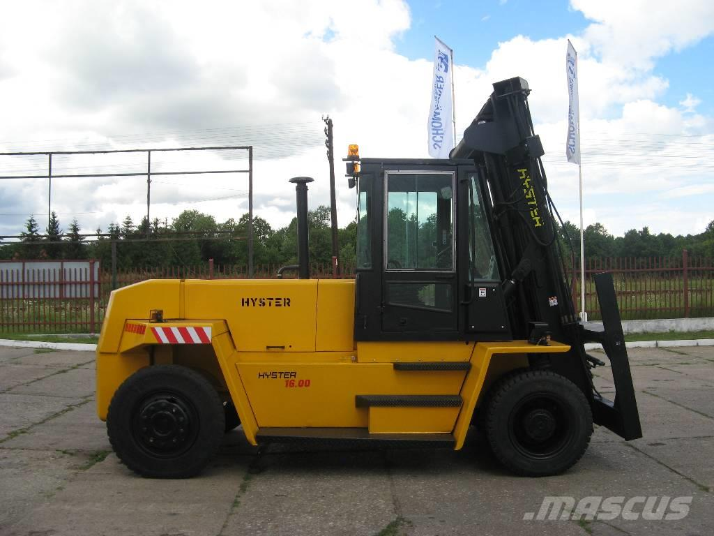 Hyster H 16.00 XL 2