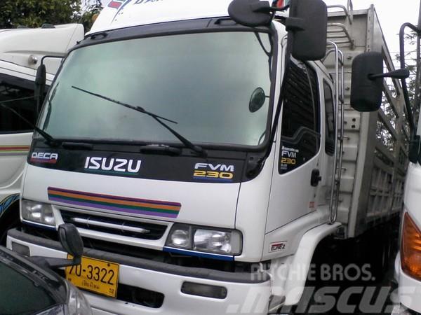 Isuzu FVM32S2