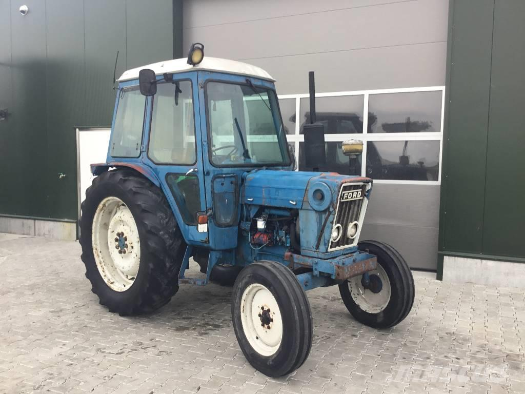Ford Tractor Company : Ford tractors price £ mascus uk