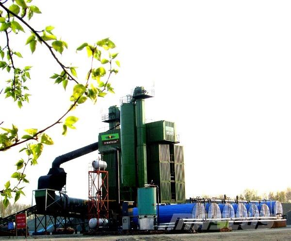 Yimatech CSM320 Asphalt mixing plant