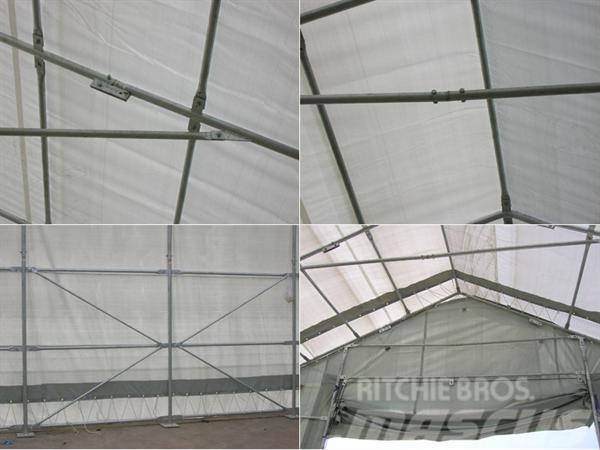 Dancover Storage Shelter 8x27x3x5m Titanium Telthal, 2017, Övriga
