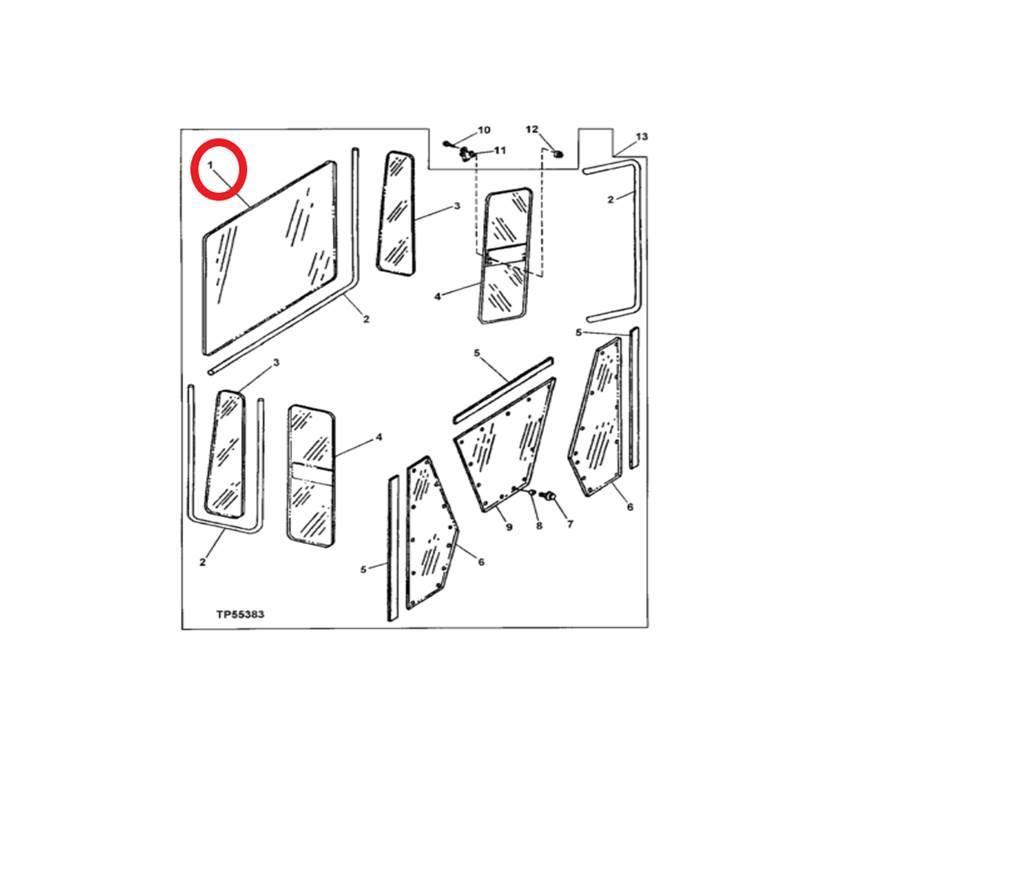 [Other] John Deere/Timberjack T131142
