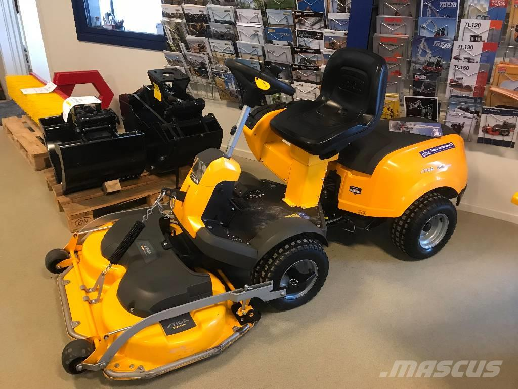 used stiga park 4wd 540 px riding mowers year 2016 price. Black Bedroom Furniture Sets. Home Design Ideas
