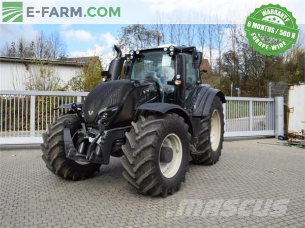 Valtra T234D Smart Touch