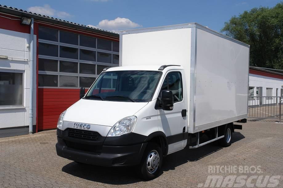 Iveco Daily 35C13 EURO5/Koffer 4,20m/LBW/Klima / TÜV!